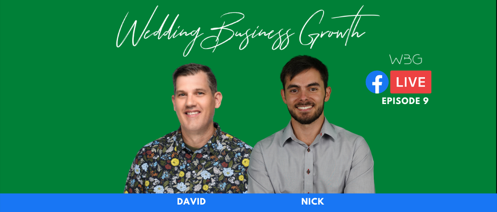 Wedding Business Growth Live 9