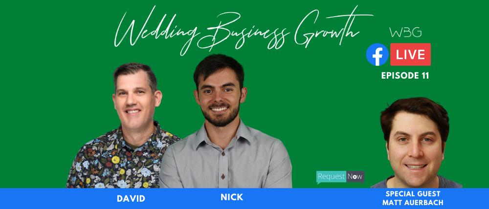 Wedding Business Growth Live 11